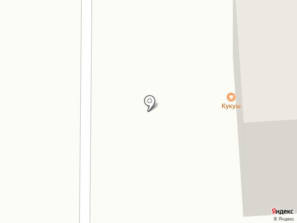 Иномарка-НТ на карте Нижнего Тагила