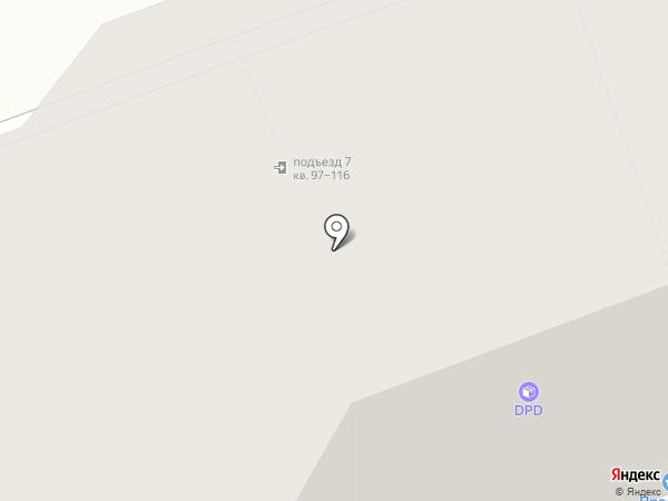 Стоматологическая поликлиника №1 на карте Нижнего Тагила