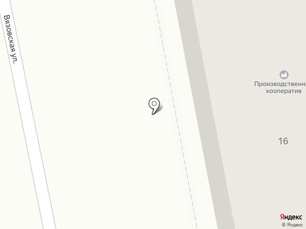 Народный, ПК на карте Нижнего Тагила