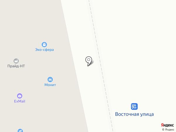 Стильная штучка на карте Нижнего Тагила