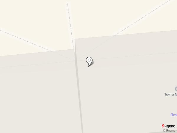 Почтовое отделение №34 на карте Нижнего Тагила