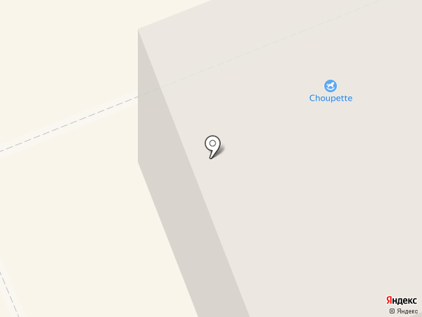 Компания по аренде спецтехники на карте Нижнего Тагила