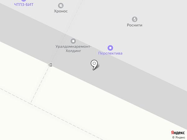 Строй Инвест Комплект на карте Первоуральска