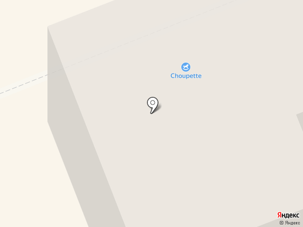 Технодом на карте Нижнего Тагила