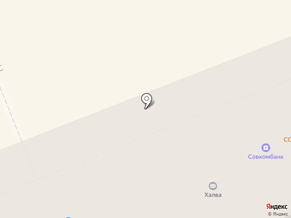 Совкомбанк, ПАО на карте Нижнего Тагила