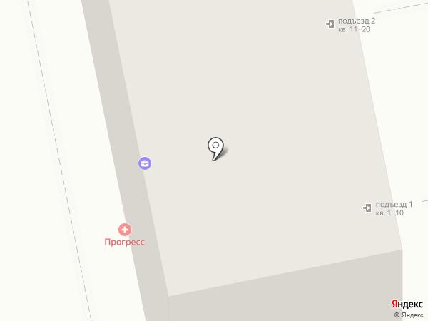 Вертера на карте Нижнего Тагила