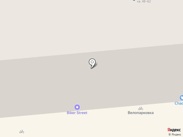 КОНТО на карте Нижнего Тагила