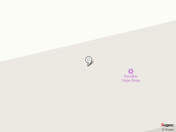 Пиаф на карте Нижнего Тагила