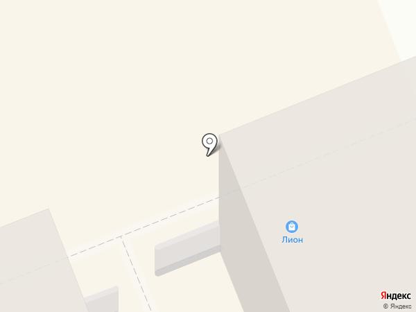 Летлэнд на карте Нижнего Тагила