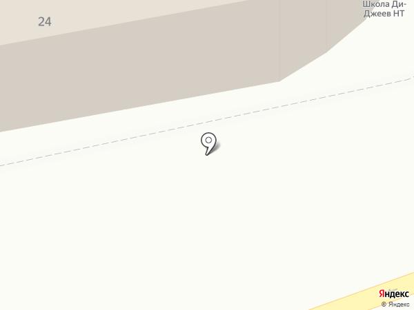 Киоск по ремонту обуви на ул. Циолковского 24 на карте Нижнего Тагила