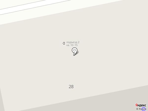 ААА на карте Нижнего Тагила