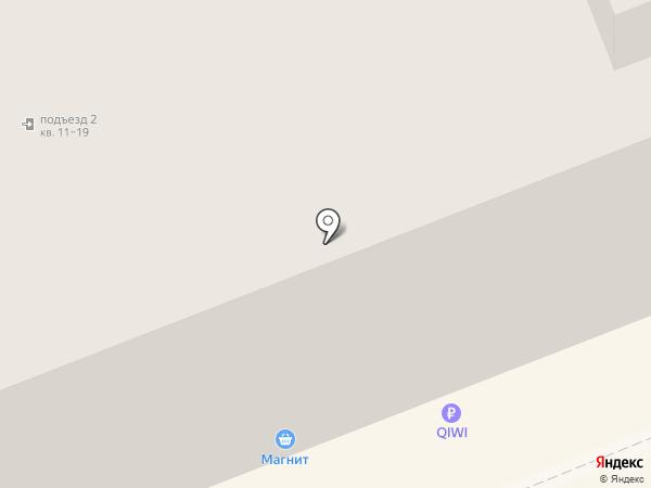 Магнит на карте Нижнего Тагила