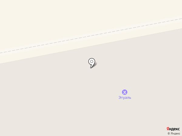 Бабушкин Сундук на карте Нижнего Тагила