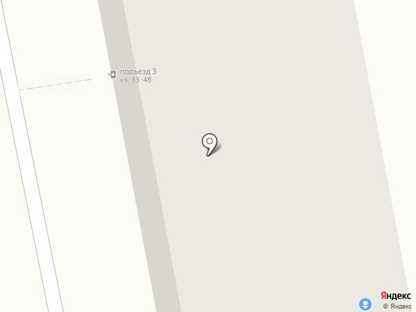 Жарден на карте Нижнего Тагила