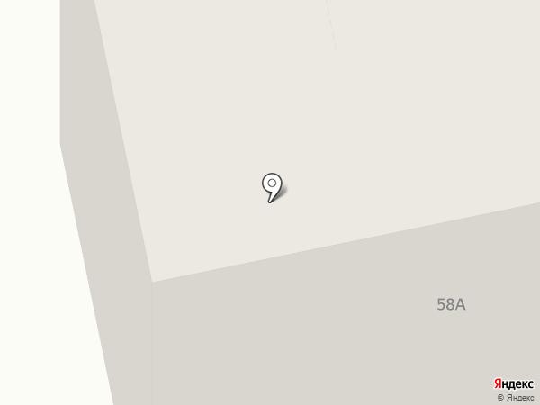 Общежитие на карте Нижнего Тагила