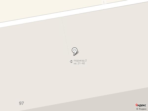 Ажур на карте Нижнего Тагила