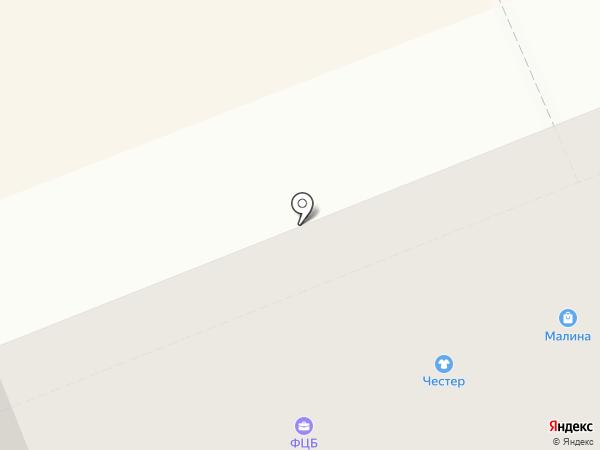 Kemon на карте Нижнего Тагила
