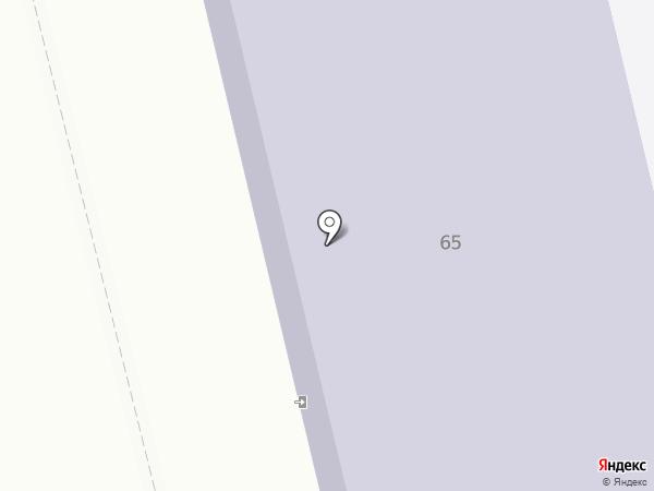 Детский сад №82 на карте Нижнего Тагила