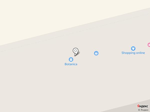 Вояж-Тур на карте Нижнего Тагила