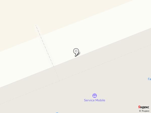 Гавань Вековъ на карте Нижнего Тагила