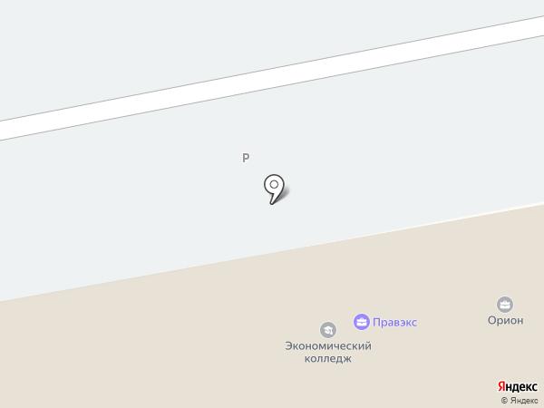 Нижнетагильский экономический колледж на карте Нижнего Тагила