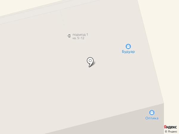 Салон оптики на карте Нижнего Тагила