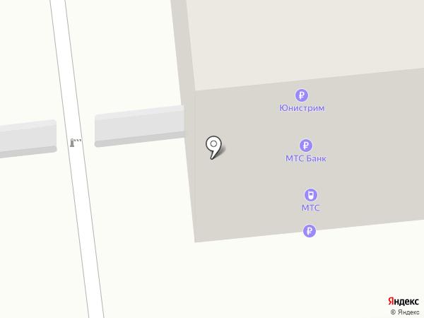 Банкомат, МТС-банк на карте Нижнего Тагила