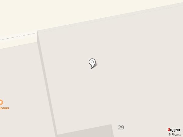 Нарине на карте Нижнего Тагила