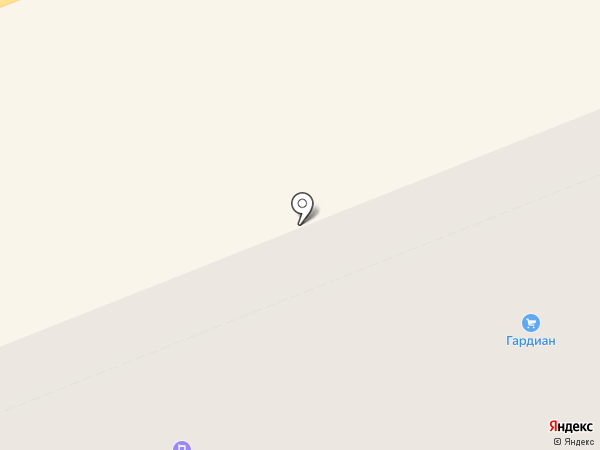 Спутник на карте Нижнего Тагила
