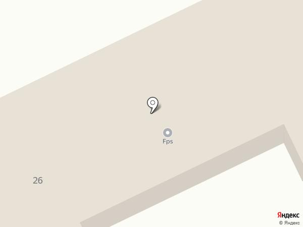 FPS на карте Ревды