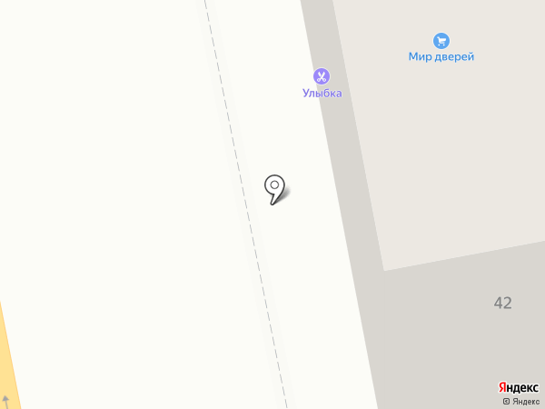 Обелиск на карте Нижнего Тагила