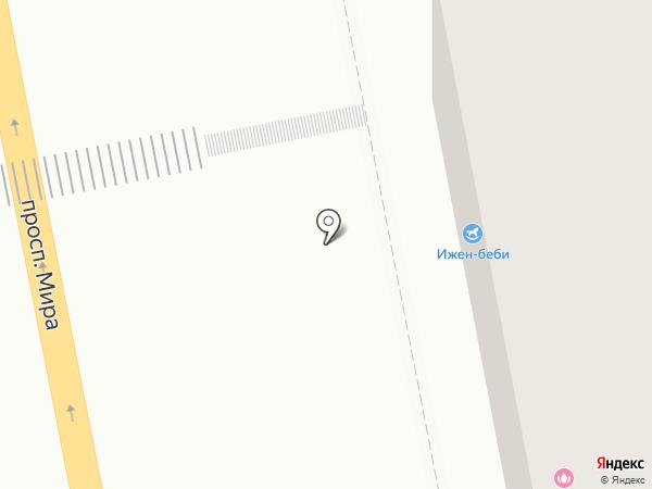 Аметист на карте Нижнего Тагила