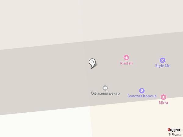 Банкомат, ВУЗ-банк на карте Нижнего Тагила