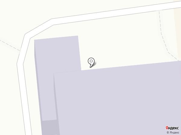Начальная школа №64 на карте Нижнего Тагила