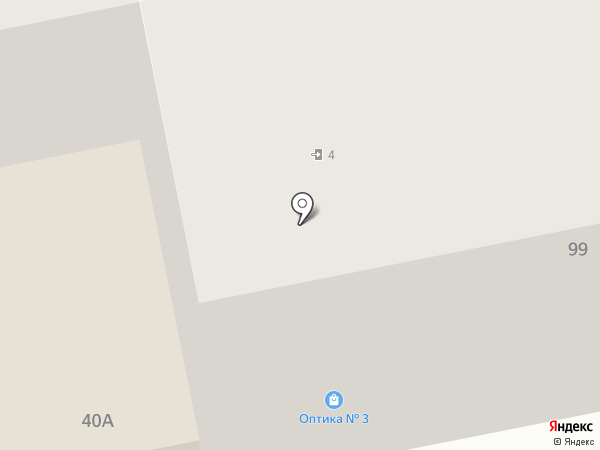 Оптика №3 на карте Нижнего Тагила