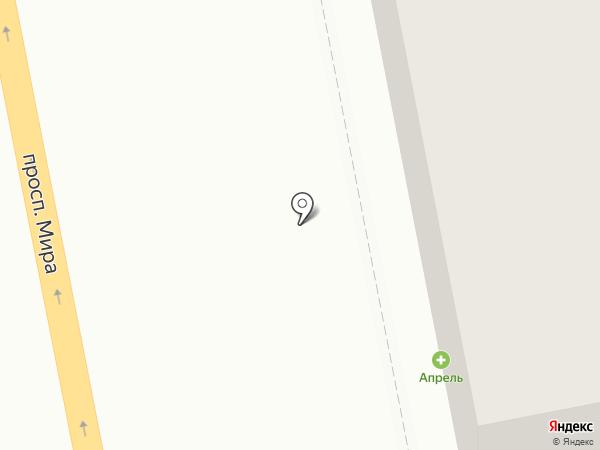 Вега на карте Нижнего Тагила