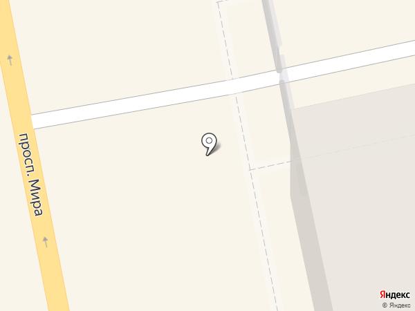 Уралочка на карте Нижнего Тагила