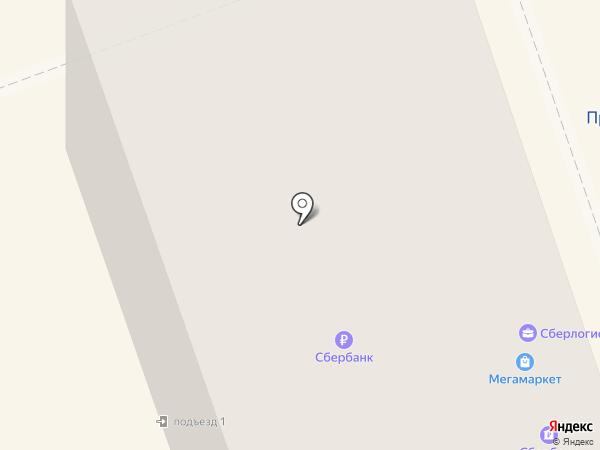 Сбербанк, ПАО на карте Нижнего Тагила