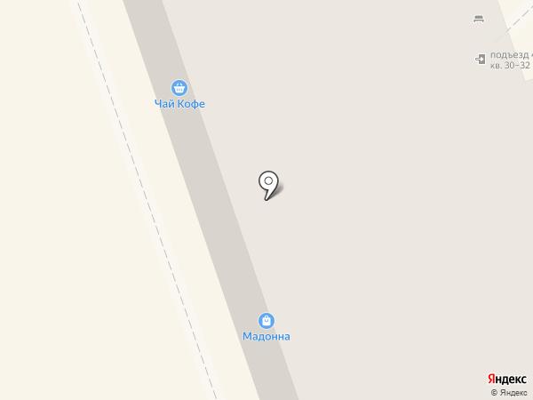 Инсталл на карте Нижнего Тагила