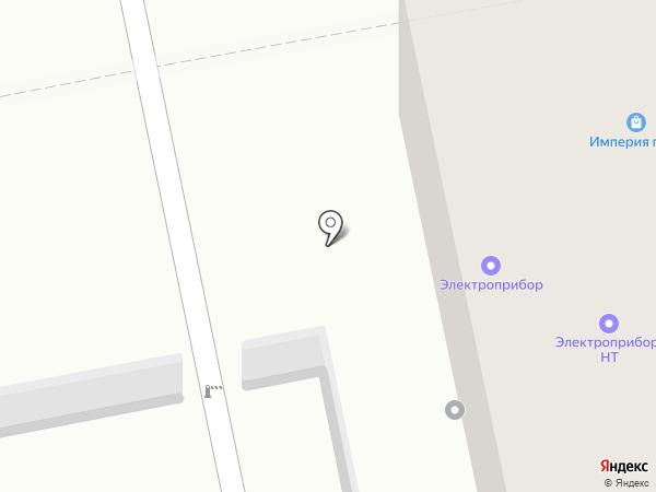Торговая техника на карте Нижнего Тагила