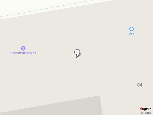 Чистота на карте Нижнего Тагила