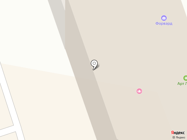 B-flexy на карте Нижнего Тагила