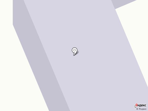 Средняя общеобразовательная школа №64 на карте Нижнего Тагила