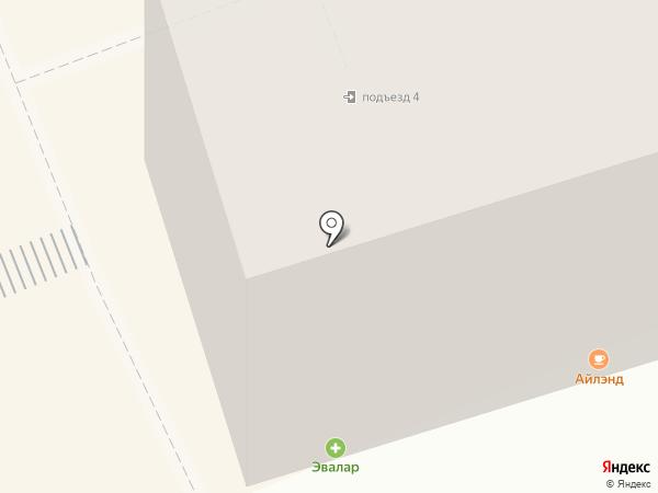 Кофеайлэнд на карте Нижнего Тагила