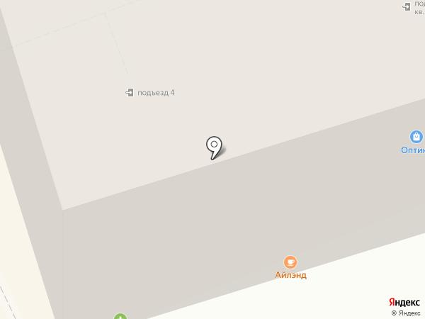Сундучок на карте Нижнего Тагила