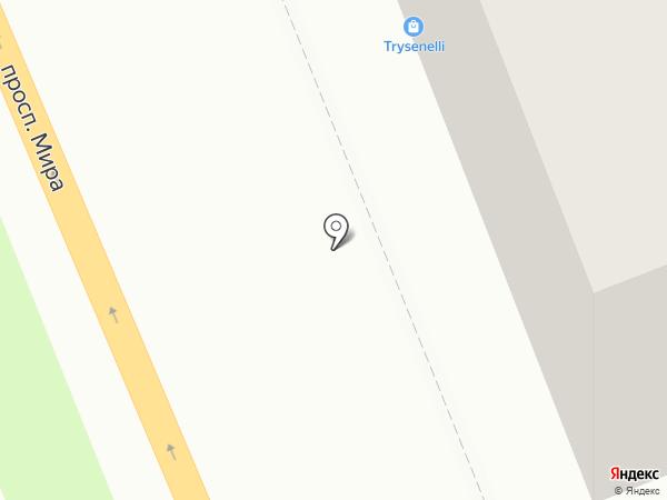 Красота! на карте Нижнего Тагила
