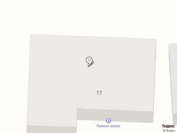 Автокомплекс на карте Нижнего Тагила