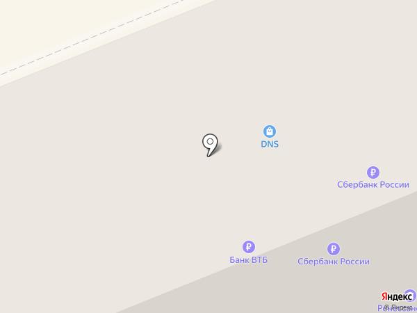 Бижу на карте Нижнего Тагила