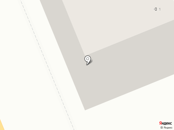 Торговый дом стекла на карте Нижнего Тагила