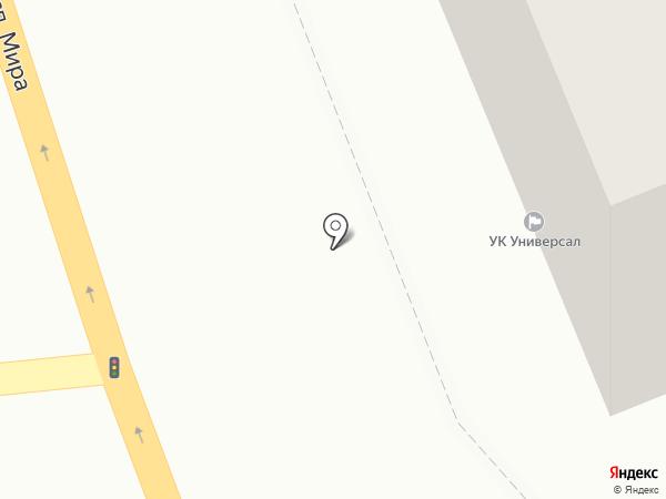 Статус на карте Нижнего Тагила